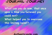 Journal Journey Inner Insight Prompts