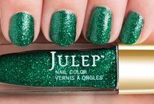 I'll Take a Julep, Please / A list of the Julep polishes I own.