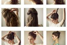 Hairstyles / by Kaesi Howard