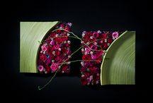 """Floral art"" Hideyuki Niwa Design / Personal works"