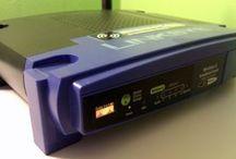 riciclare un router