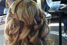prom hair / by Stephanie Banks-Ilse