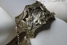 Artisan Bracelets and Cuffs / Handmade, Real Handmade / by Picklevalentine