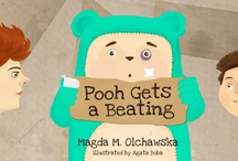 Children books by Magda Olchawska / Covers of the children books Magda M. Olchawska has written.