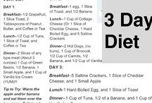 Diet / by Angela Del Rosario
