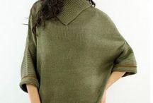 Suéter, Ponchos, Jerseys 2015