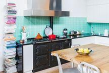 Kitchen decor / Inspiring ideas for designing my kitchen