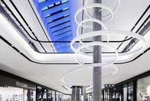 Shoping center design