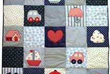 Patchworkdecke Baby/Kind