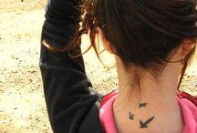 Tattoo - Neck