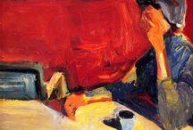 Diebenkorn / Storia dell'Arte Pittura  20° sec. Diebenkorn Richard   1922-1993