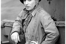 """Robert Capa / (1913 - 1954) """" If your pictures aren't good enough,  you're not close enough."""" - A wish of his was to be an unemployed war photographer."""