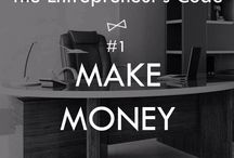 The Entrepreneur's Code / To see all the codes visit http://the1stclasslifestyle.com/entrepreneurs-code/