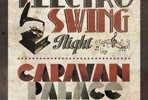 Electro Swing Ideen