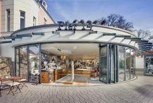 Pier 14 Konzept-Store Zinnowitz / Insel Usedom - Villa Gruner / Fashion Store - Bistro - Feinkostladen in feinster Bäderarchitektur