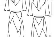 Teknik Çizim - Moda