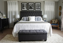 Master bedroom / by Rorry Pileggi