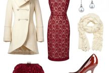Winter Wedding Ensembles / The prettiest winter wedding outfits