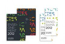 Edition / Print / Projets d'édition conçus par CL Design. Print projects created by CL Design.