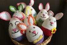 croche rabbit / królik też jajo ;)