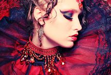 Color [Red] / by Kat Johnson