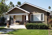 craftsman style homes / by Beth Yadamec