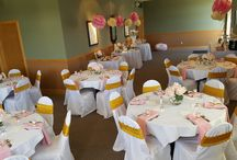 Baby & Bridal Showers / Events held at Stone Ridge Golf Club in Bowling Green, OH.