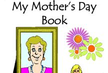 Mother's Day Activities and Writing / Mother's Day Activities and Writing. Mother's Day is to CELEBRATE a mother, aunt, or grandmother who has the biggest influence in our lives.  Just print out and have your little cuties complete activities and write about their mom, grandmother, or aunt.