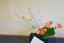 池坊 生け花