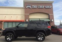Toyota / Lifted by The Chop Shop