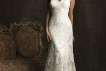 The Dress / Dresses of all different styles and flair, a dress for any Bride