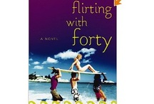 Flirting with Forty  / In Dec 2008 Lifetime turned my bestselling novel, Flirtng with Forty, into a film starring Heather Locklear and Robert Buckley.  Had the chance to go on set and watch them film.  Flirting remains a reader favorite!
