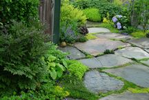 Living Patios / Jerry Fritz Garden Design specializes in creating unique garden spaces such as 'living patios'.