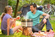 Koken op de camping / Lekkere recepten, tips en ideeën voor het koken op de camping!
