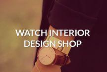 Watch Interior Design Shop