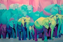 All things elephants / by Suzanne Patel