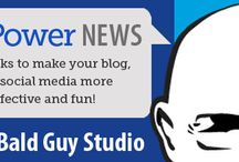 Web Power News / Tips and tricks to make your blog, website and social media more engaging, effective and fun!