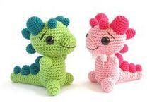 animeaux en crochets