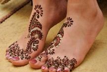 Feet blueprint