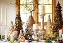 Amazing Rustic Christmas Decorations And Home Interior Ornament For Christmas / To make Amazing Rustic Christmas Decorations And home interior ornament for Christmas requires materials that are already present in our homes such as creating beautiful ornaments to decorate the house, http://www.homes-house.com/?p=3265