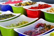 Schalen & Schüssel / Schalen und Schüsseln zur Lebensmittelpräsentation