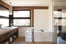 SALLES DE BAIN - BATHROOM / Idées de salles de bain
