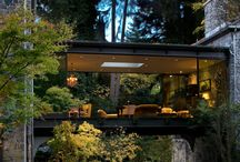 ARI | EXTERIOR / beautiful homes around Vancouver and abroad that inspire. / by Andrea Rodman Interiors