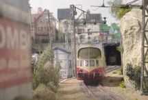 Model Train Ideas
