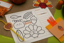 Thanksgiving / by Amy O'Neal