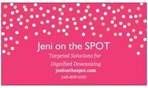Jeni on the SPOT