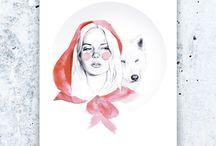 Print&Bilder / Grafiske uttrykk, bilder og div