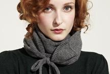 Шапки-шарфы-платки-варежки