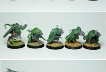 Mordheim miniatures