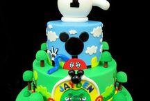 Mickey mouse - klubík